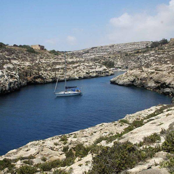 Charter en velero por Malta 4 días
