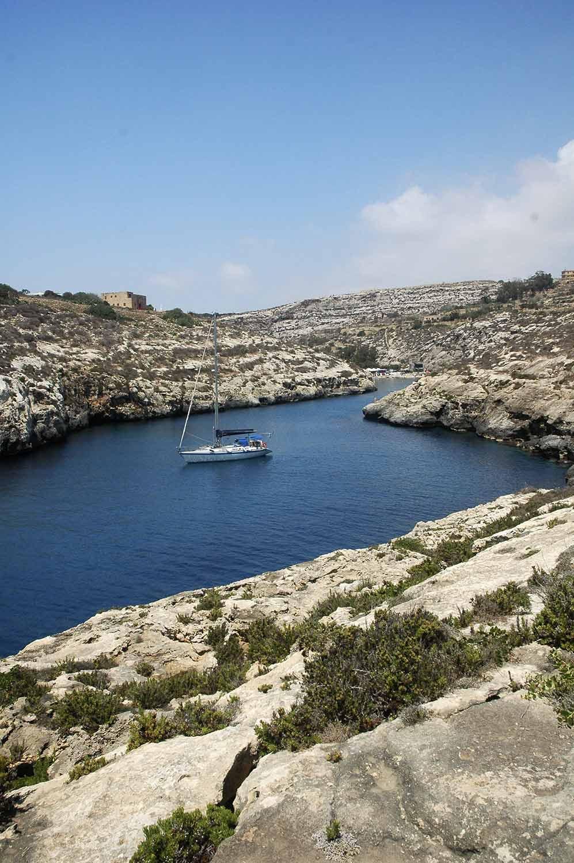 Charter 4 días Malta