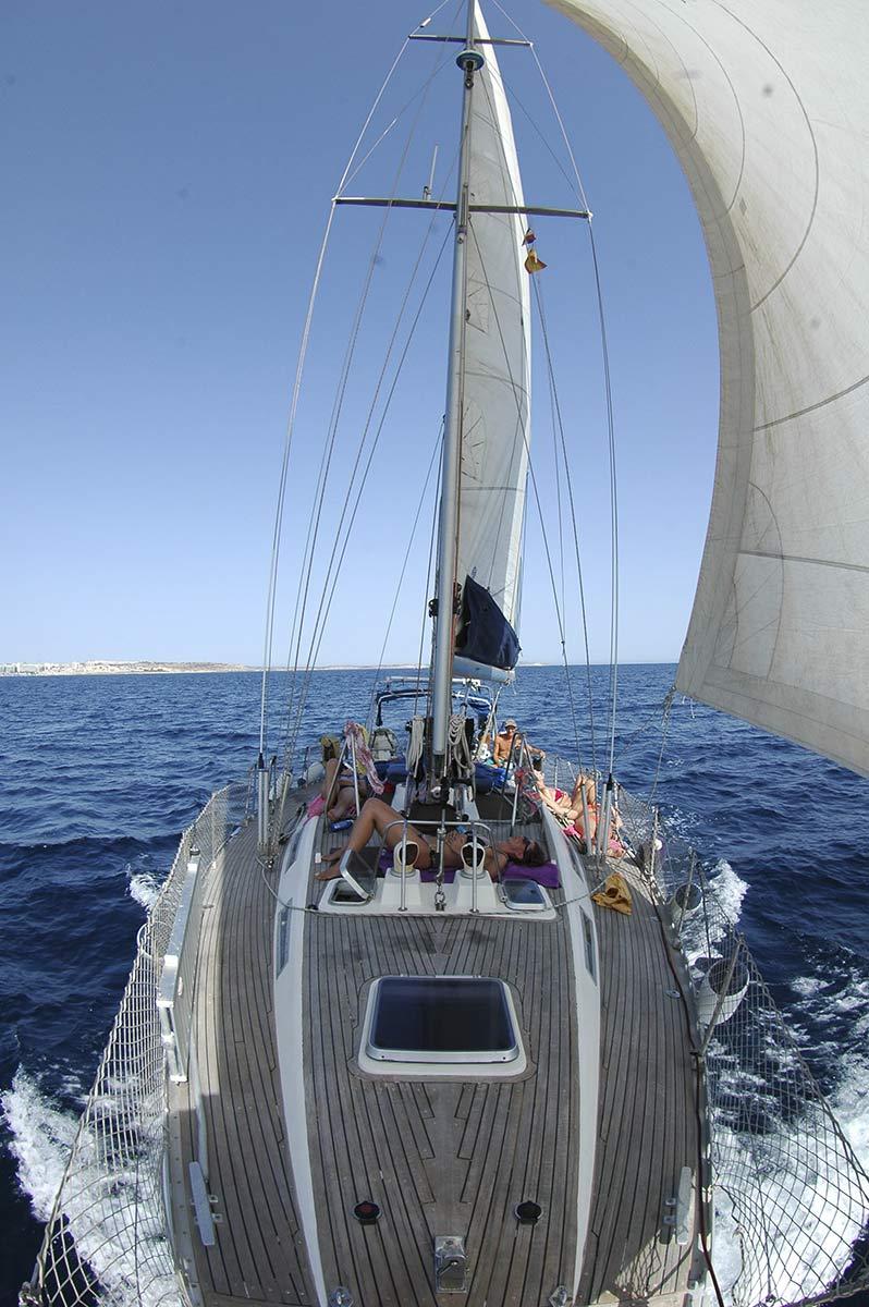 Sailing trip around Malta 6 days