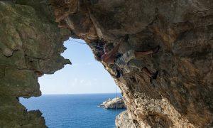 Escalada y psicobloc en las islas de Malta y Comino