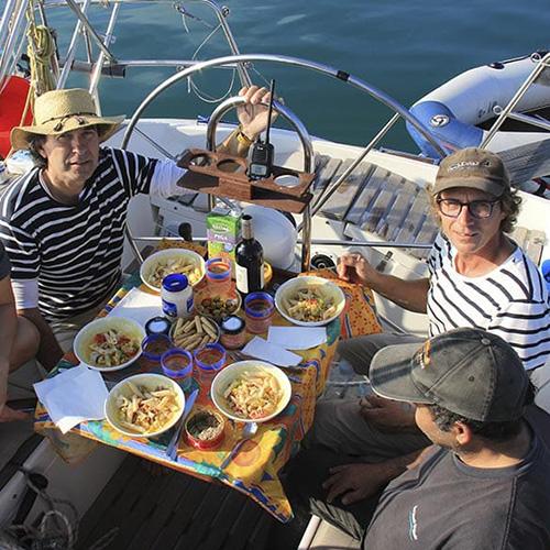 Viajes en velero por Malta 6 días