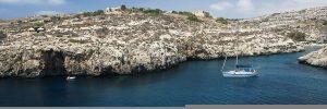 Buceo en Gozo. Mgarr ix – Xini.