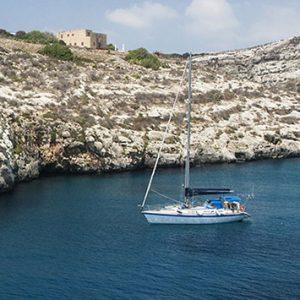 Comino, une visite essentielle à Malte