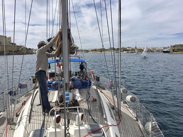 Travesia Malta a Tunez