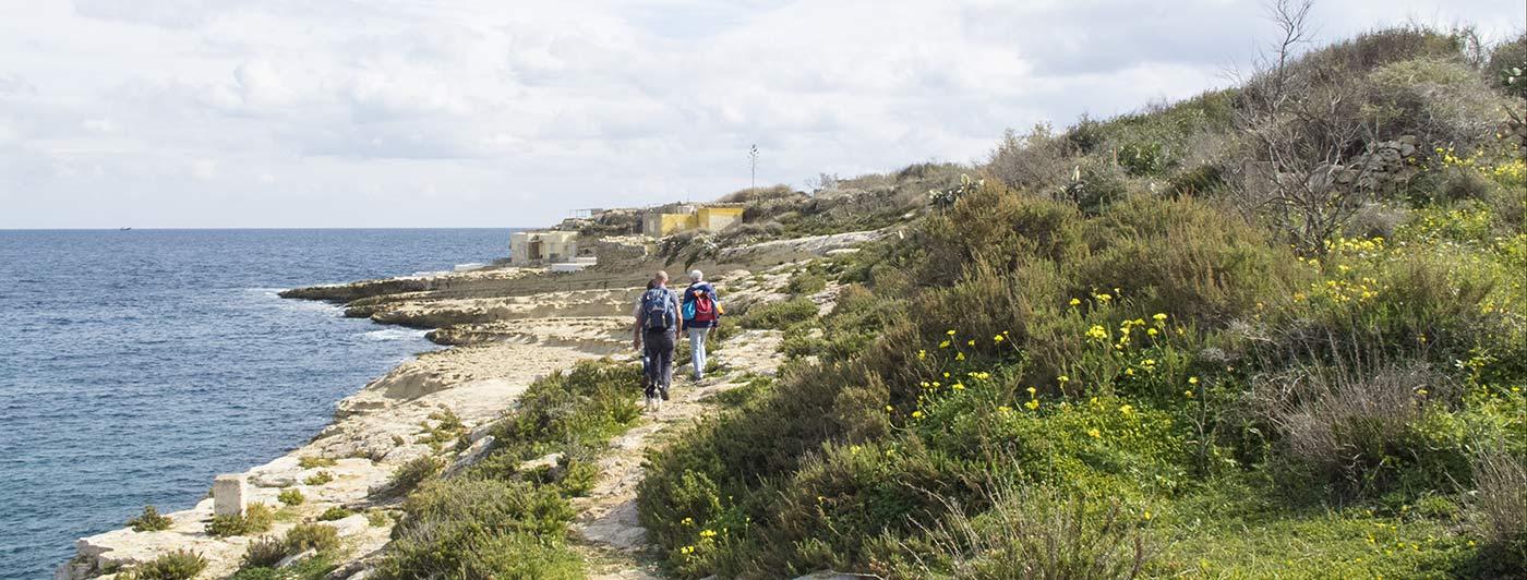 Excursiones a pie Malta