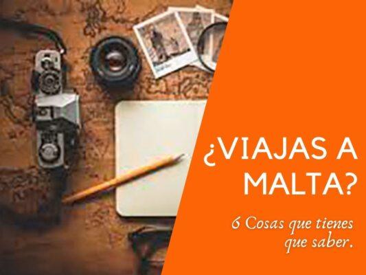 6 consejos para viajar a Malta