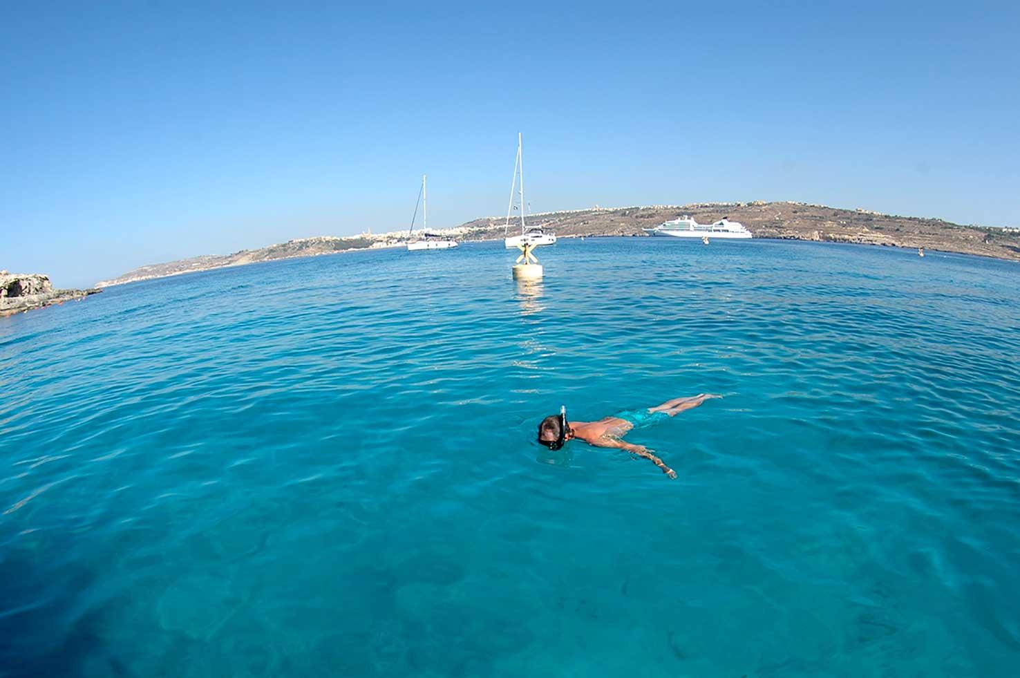 Malta snorkel