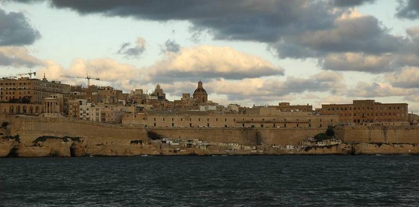 Capital de Malta, La Valeta.