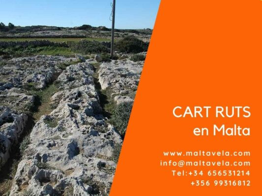 Cart ruts in Malta